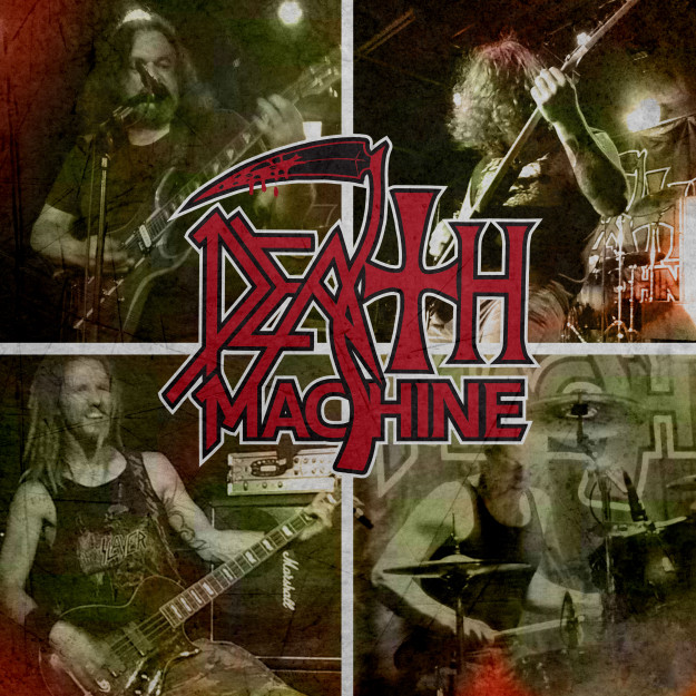 Death Machine Pic Logo 1